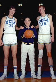 Swen Nater, John Wooden and Bill Walton
