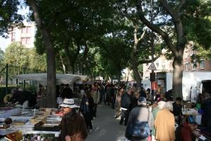 Marché aux puces .... a.k.a. flea market